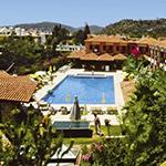 Mooiste stranden Turkije: Ölüdeniz, Perdikia Beach Hotel