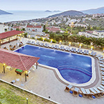 Mooiste stranden Turkije: Kaputas Beach, Samira Exclusive Hotel