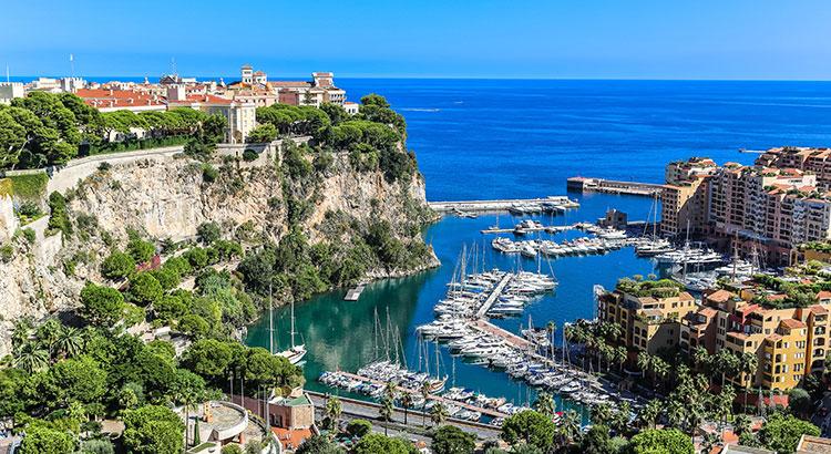 Luxe stedentrip Monaco
