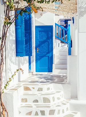 Minder bekende Griekse eilanden: Mykonos