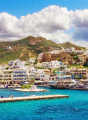 Minder bekende Griekse eilanden: Naxos