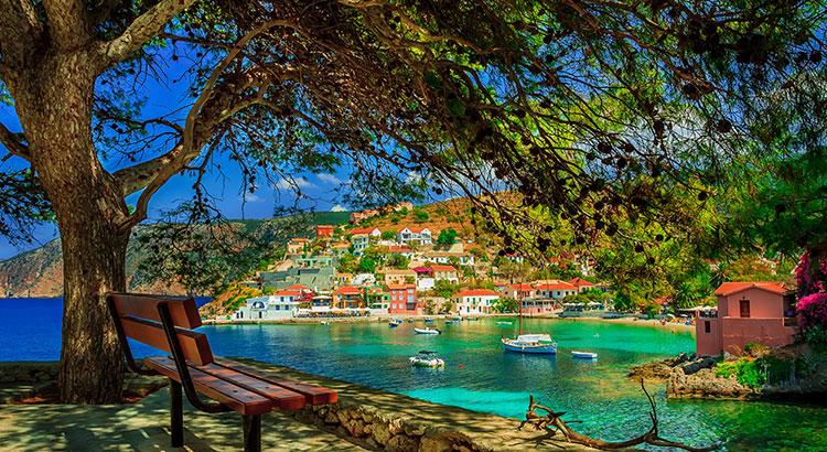 Minder bekende Griekse eilanden