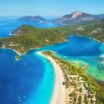 Dit zijn de mooiste stranden van Turkije
