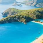 10x de mooiste stranden van Turkije