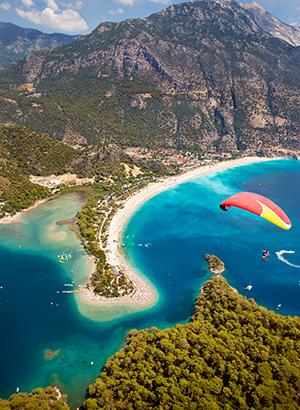 Mooiste stranden Turkije: Ölüdeniz