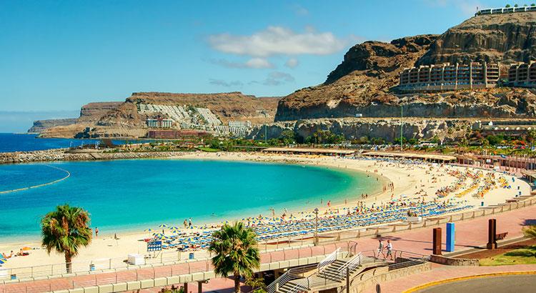 Canarische eilanden: Gran Canaria