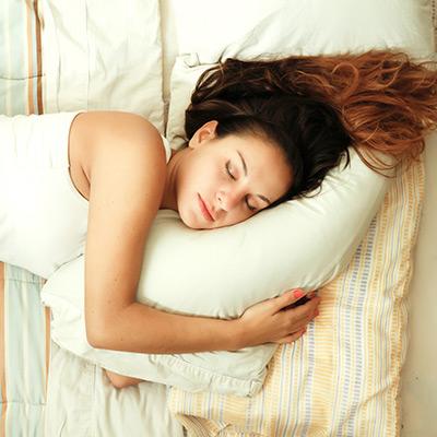 Vakantiegevoel vasthouden: slapen