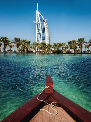 Winterzonbestemmingen: Dubai