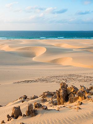 Populaire winterzonbestemmingen: Kaapverdië