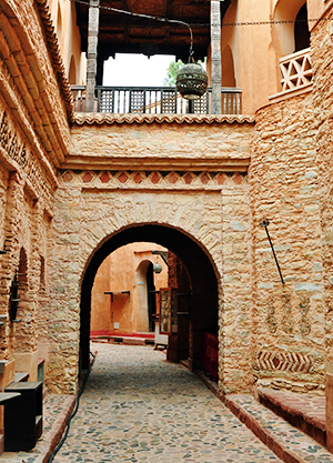 Winterzon vakantie Agadir