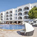 Ibiza met kinderen: stranden, Cala Vadella