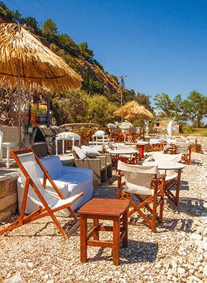 Mooiste stranden Zakynthos: Banana Beach