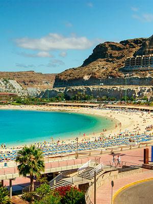 Nazomer-bestemmingen, Gran Canaria