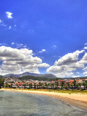Nazomer-bestemmingen, Rethymnon