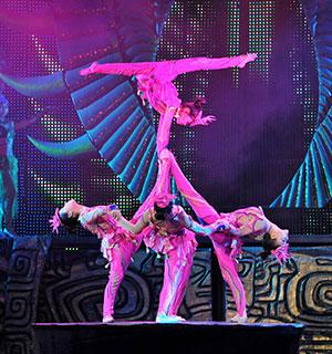 Phantasialand Duitsland: shows