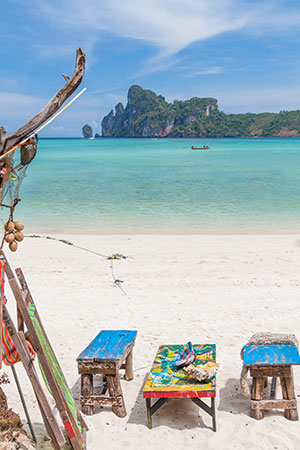 Strandvakantie Thailand: Phi Phi Islands