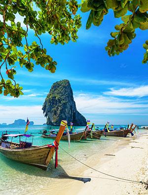 Strandvakantie Thailand: Ao Nang
