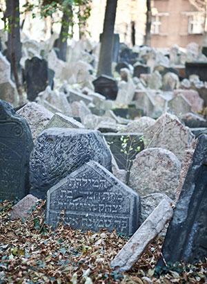 Wijken Praag: Joodse wijk