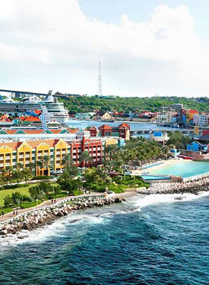 Cultureel Willemstad: hotels