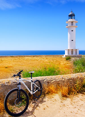 Formentera oktobter: actief