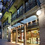 Wijken Barcelon: Barrio Gótico, Hotel Rialto