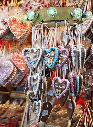 Kerstmarkten Duitsland lekkernijen