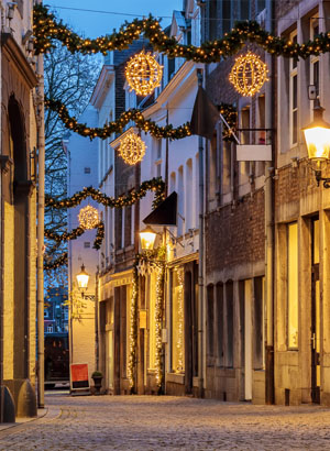 Magisch Maastricht; winkelen