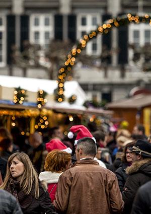Magisch Maastricht, kerstmarkt