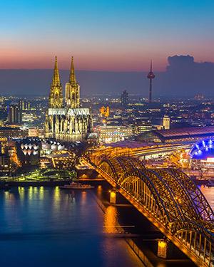 Steden in Duitsland, Keulen