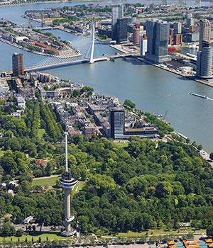 Stedentrip met kinderen in nederland, Rotterdam