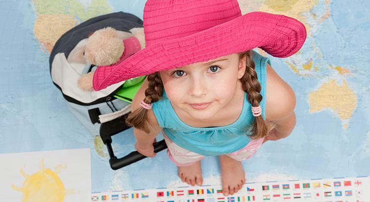 Stedentrip met kinderen in Nederland