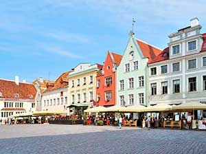 Stedentrip Tallinn: Raekoja Plats