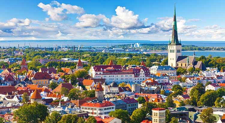 Hippe stedentrip gezocht? Tallinn is your next destination!
