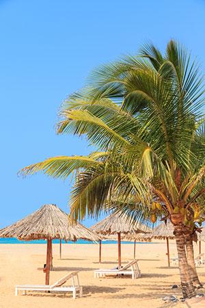 riu hotels op kaapverdië strand