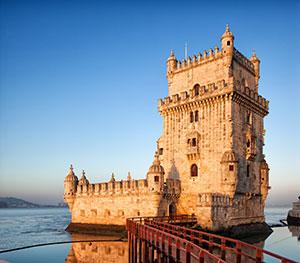 wijken in Lissabon: Torre de Belém