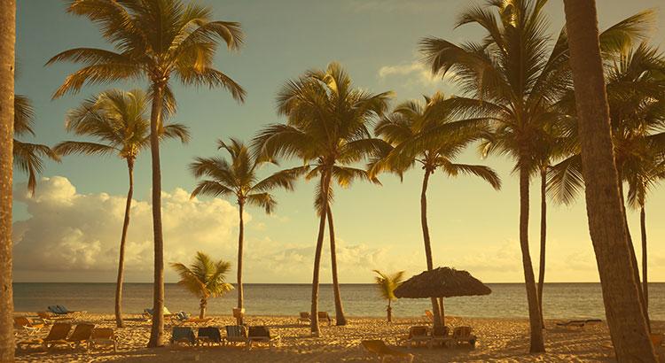 Tropische vakantie Jamaica