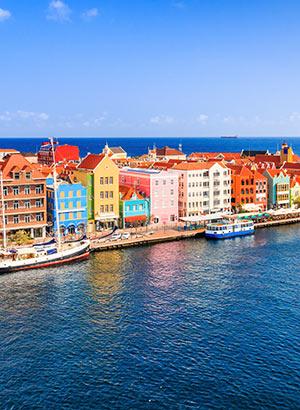Vakantie ABC eilanden: Curacao
