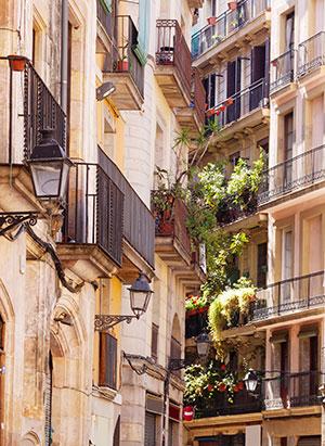 Wijken Barcelona, Bairro Gotico