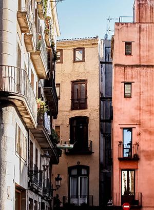 Wijken Barcelona: El Born