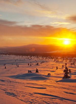 Wintervakantie Lapland