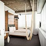 Winterse steden: Hotel Daniel Vienna, Wenen (Oostenrijk)