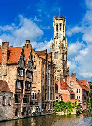 Bezienswaardigheden Brugge, Belfort