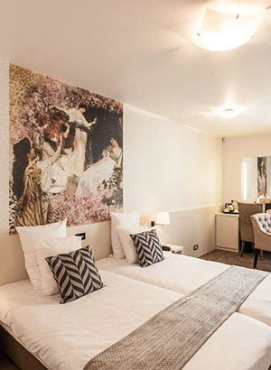 Bezienswaardigheden Brugge, mooie hotels