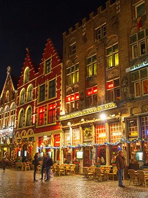 Kerstmarkten in België: Brugge