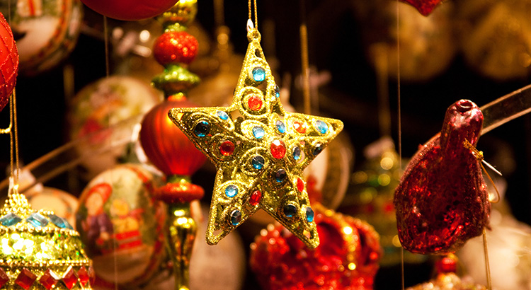 Kerstmarkten Boedapest