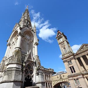 Leukste steden in Engeland: Birmingham