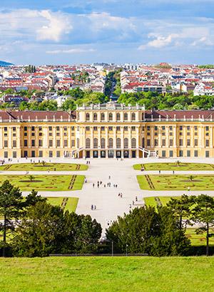 Verrassende romantische steden, Wenen