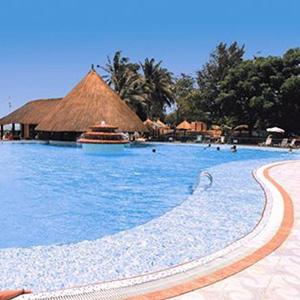 Senegambia Beach Hotel, Gambia