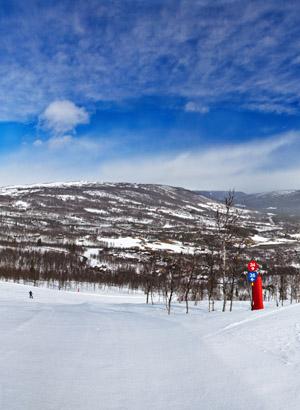 Wintersport Noorwegen, Geilo
