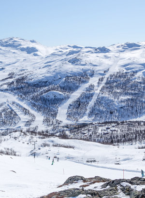 Wintersport Noorwegen, Hemsedal